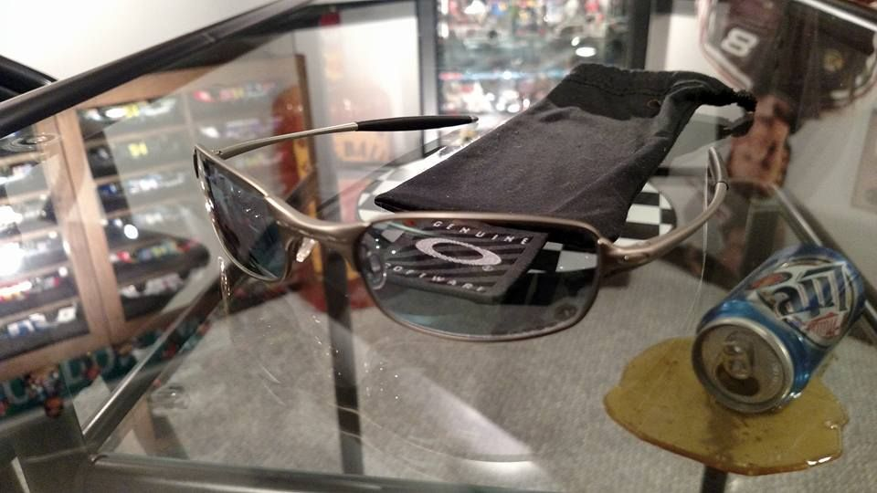 Matco Tool Edition Oakleys! | Oakley | Pinterest