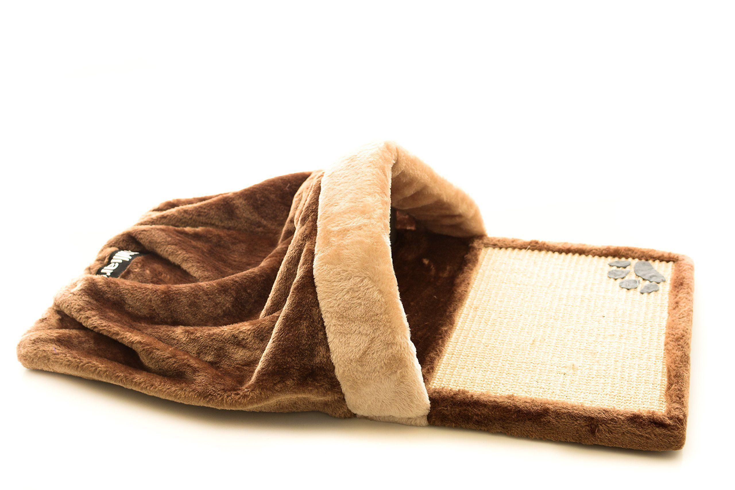 """Milliard Fuzzy Cat Slipper 26 x 14"""" Cat slippers, Cat"""