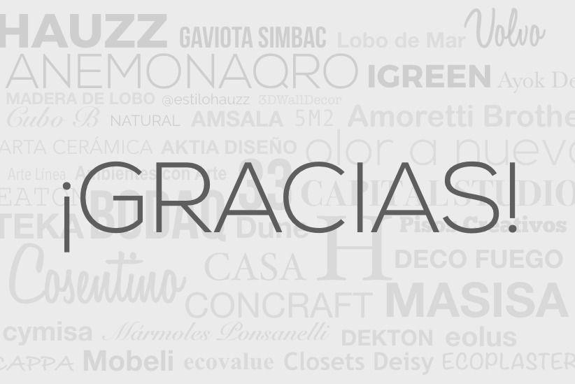 ¡Muchas gracias a todos! Cosentino México Masisa México Pisos Creativos Amsala