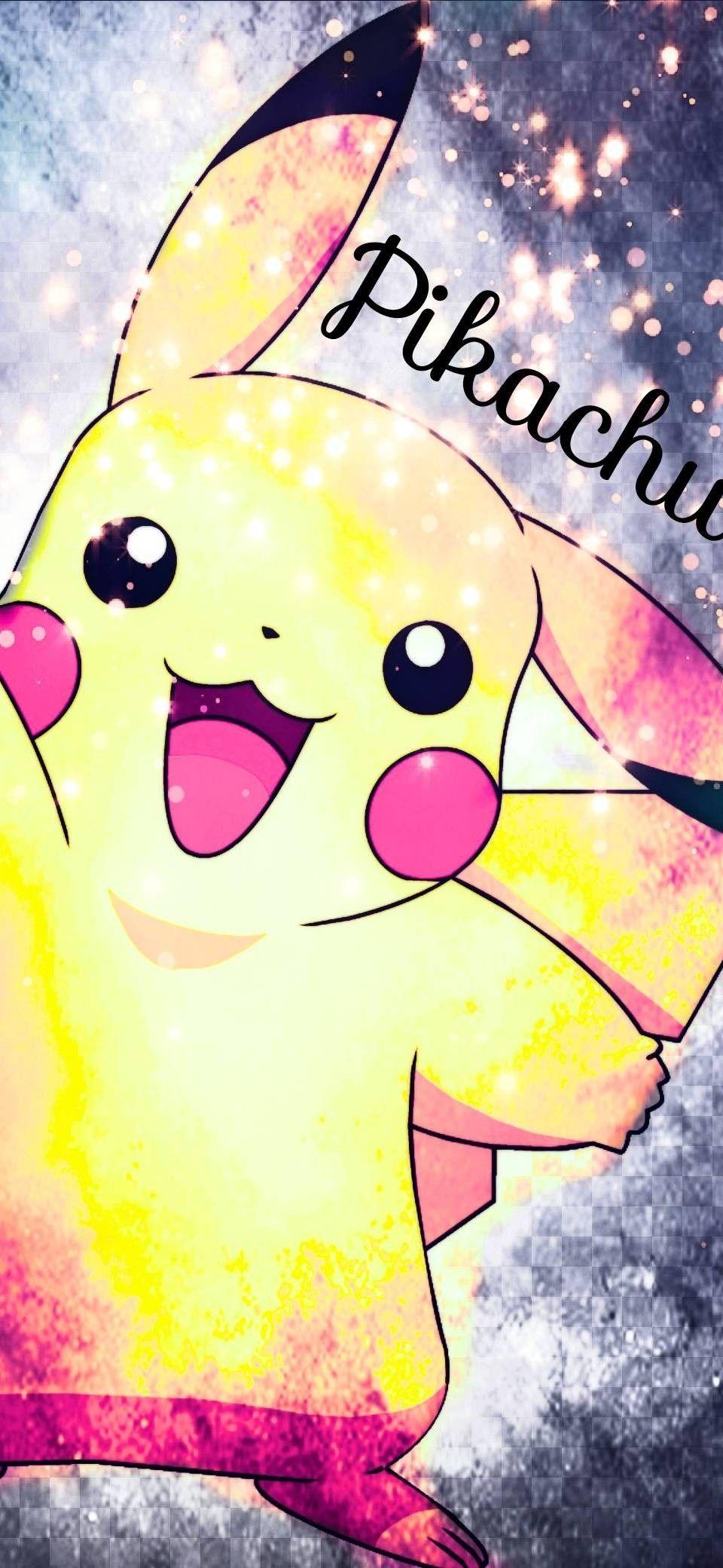 Pin On Fotos Tumblr Pikachu Wallpaper Iphone Pikachu Wallpaper Cute Pokemon Wallpaper