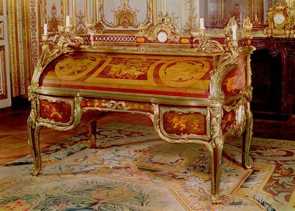 Шедевры. Старинная мебель в технике маркетри. louis 15 pinterest