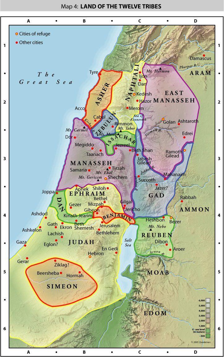 the twelve tribes of israel pdf