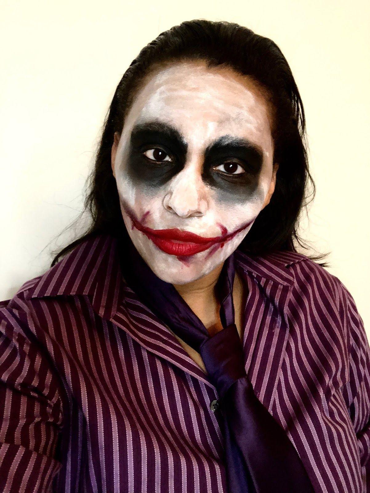 joker halloween makeup (mit Bildern) Halloweenmakeup