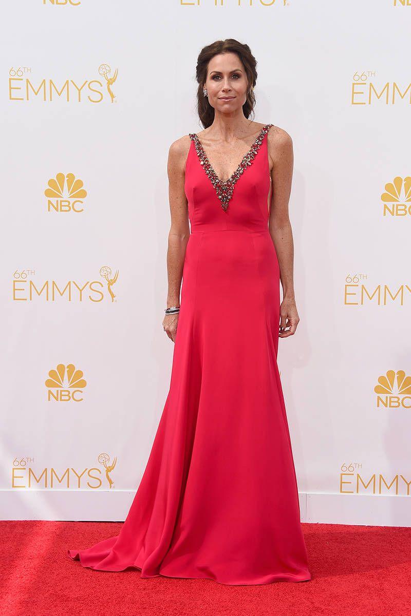 2014 Primetime Emmy Awards Red Carpet Fashion