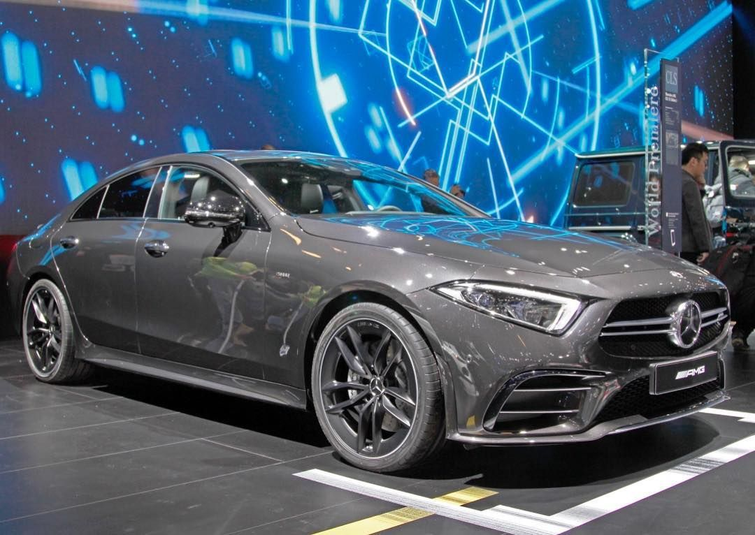 The New Mercedes Amg Cls53 4matic Amg Performance