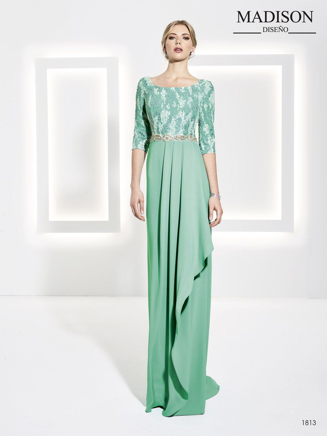 vestido largo con falda plisada | vestidos | Pinterest | Faldas ...