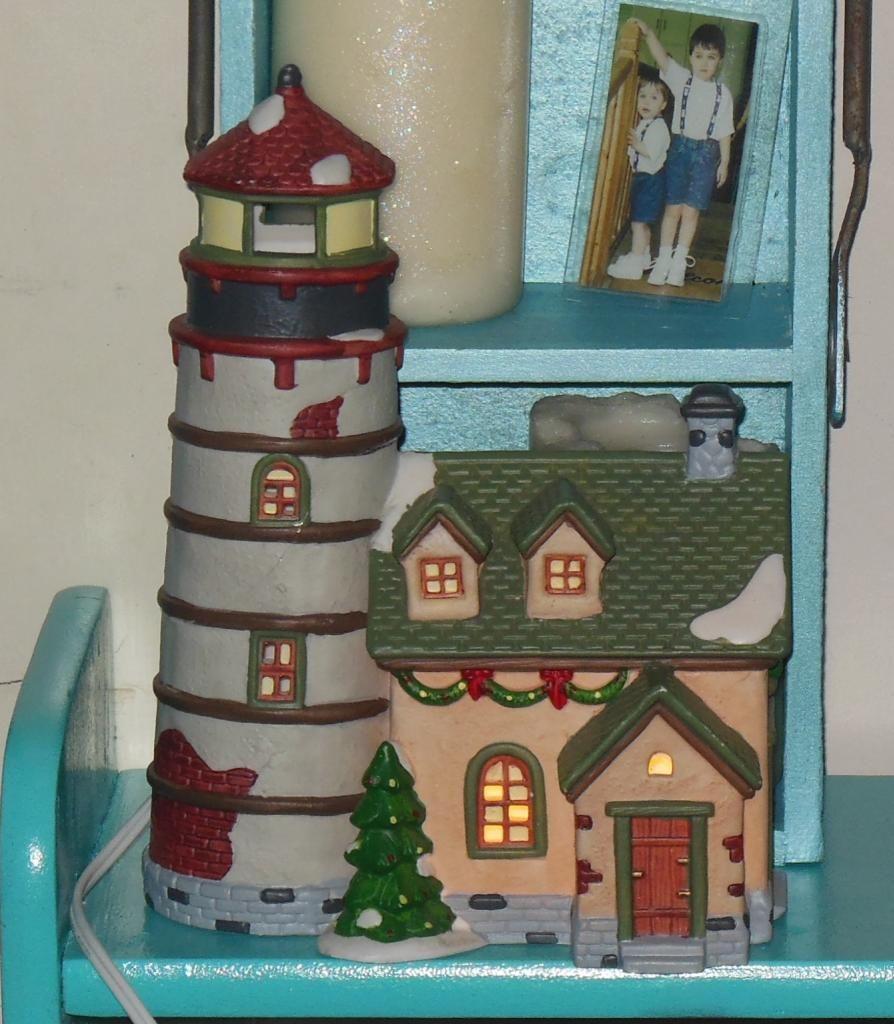 Christmas Themed Lighthouse Christmas Themes Holiday Decor Theme
