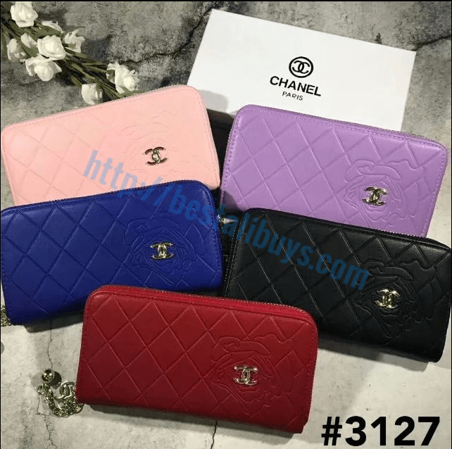 596ee27c605 FXX1-FXX5 Chanel Wallet on Aliexpress - Hidden Link   Price