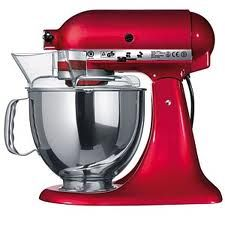 Need This For My Red Themed Kitchen Kitchenaid Artisan Mixer