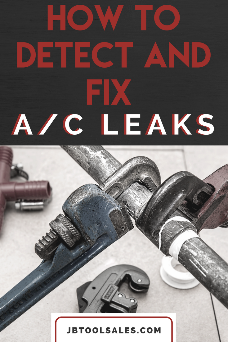 How to Detect and Fix AC Leaks In Your Car (With images