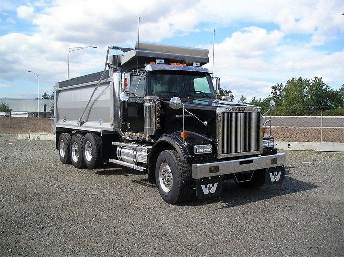 Wester Star Truck Western Star Dump Truck 06 Western Star