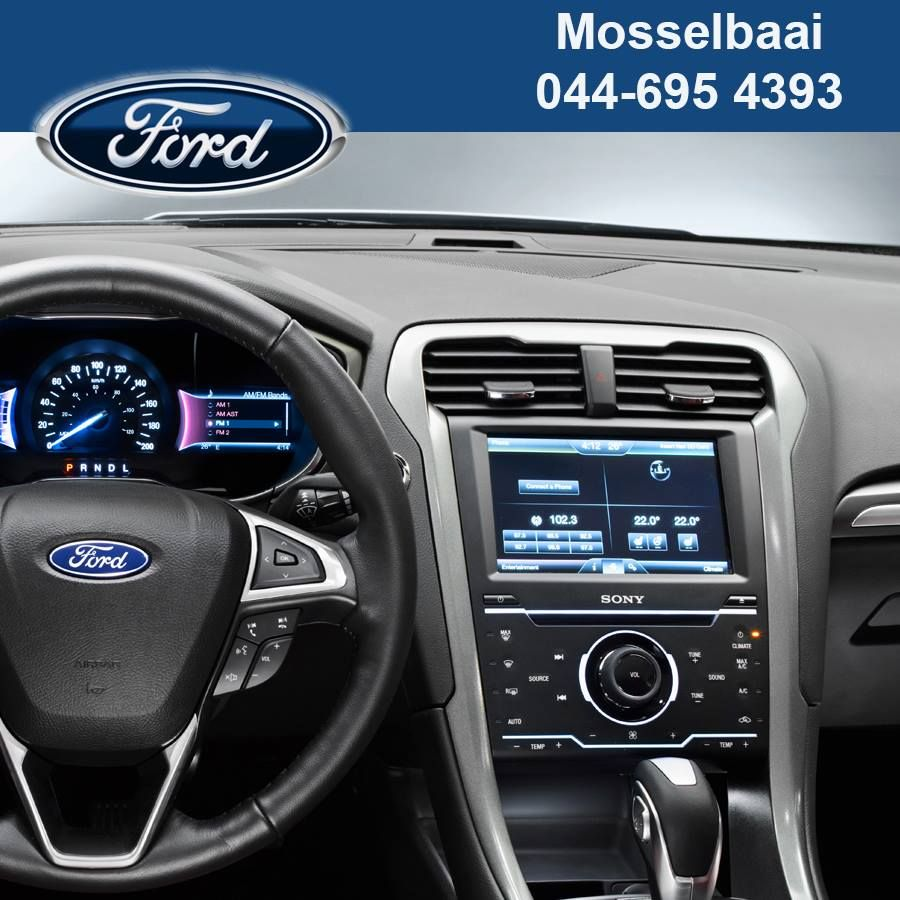 The Ford Mondeo Enables You To Connect With Friends Family And