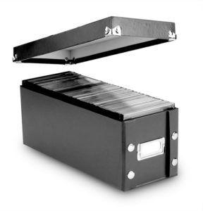 Long Term Cd Storage Boxes
