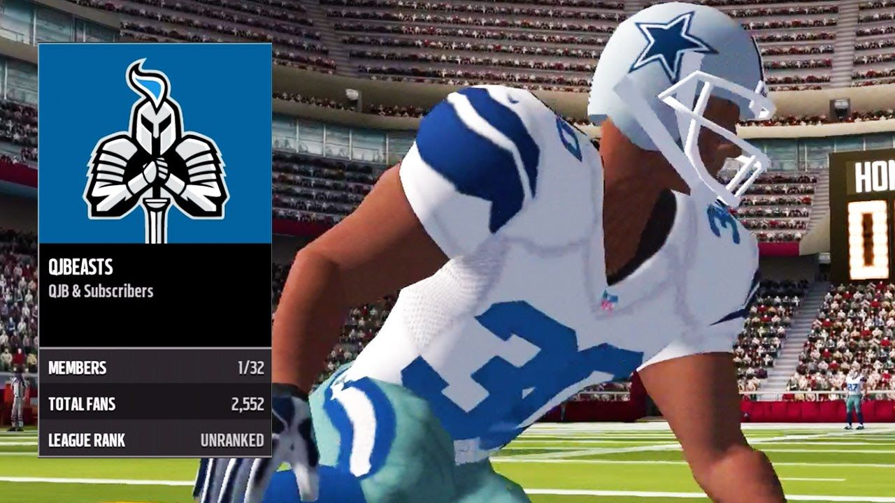 Madden Nfl 16 Mobile Gameplay Download Madden Mobile 16 Join My League Madden Nfl Sporting Video Football Video Games