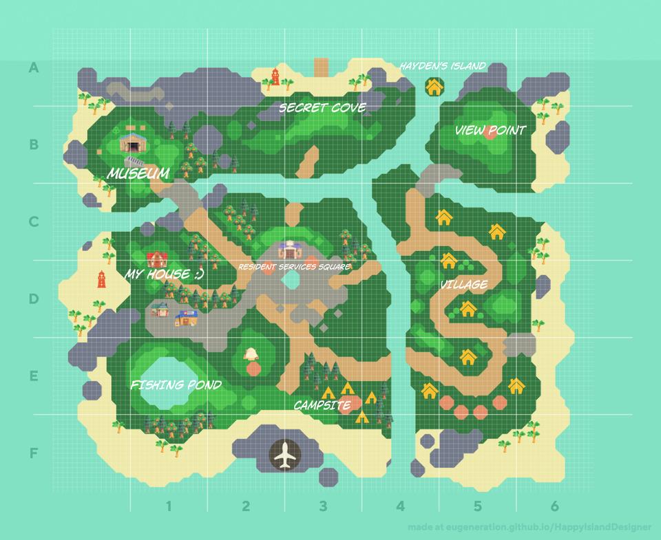 My New Horizons Island Plans Any Name Ideas Horizondesigns Animal Crossing Animal Crossing 3ds New Animal Crossing