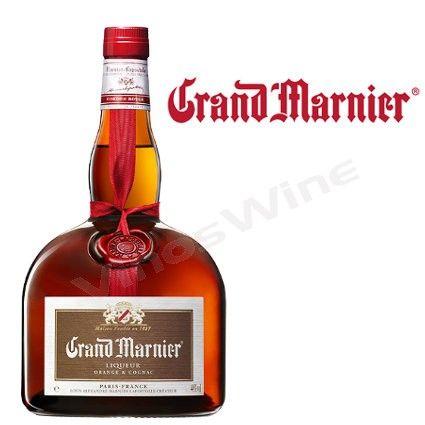 Grand Marnier Cognac Licor De Naranja Grand Marnier Roble