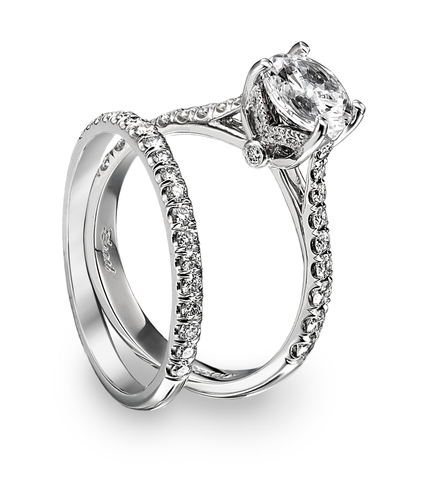 Wedding Rings | Ring Price: $ Platinum-diamond-engagement-ring-coast ...