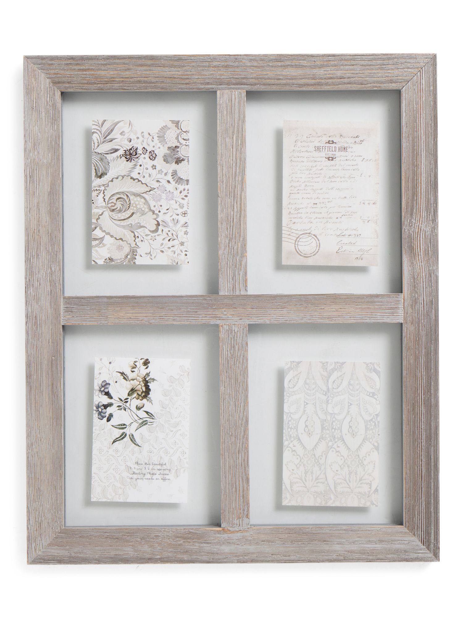 17x21 Floating Glass Collage Frame | Products | Pinterest | Collage ...