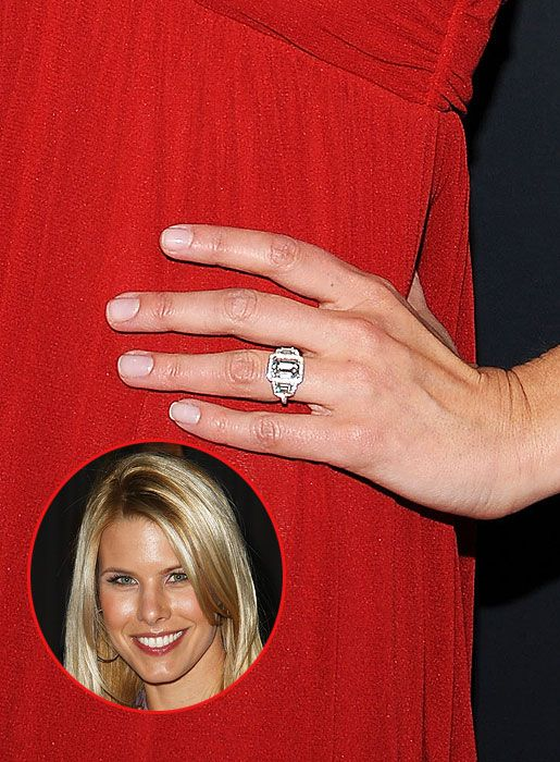 Beth Ostrosky Photo Getty Images Engagement Rings Rings