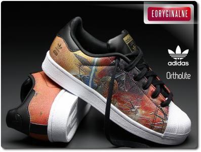 Buty Adidas Superstar B24726 Star Wars Nowosc 5939995533 Oficjalne Archiwum Allegro Adidas Superstar Adidas Shoes
