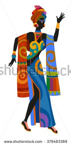 Gemälde clipart  Africa Stock-Vektorgrafiken & Clip Art-Vektorgrafiken ...