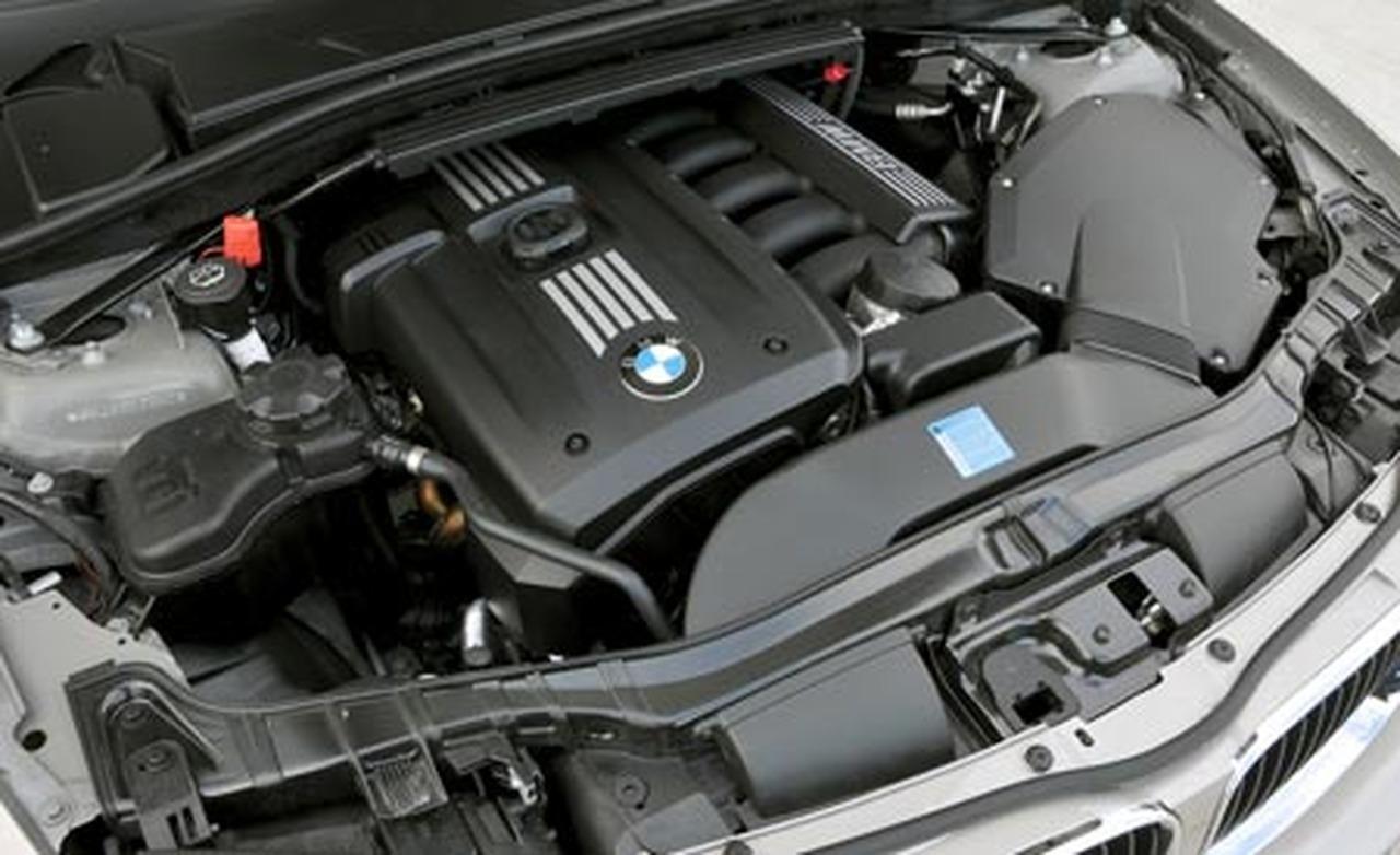 128i 2008 engine