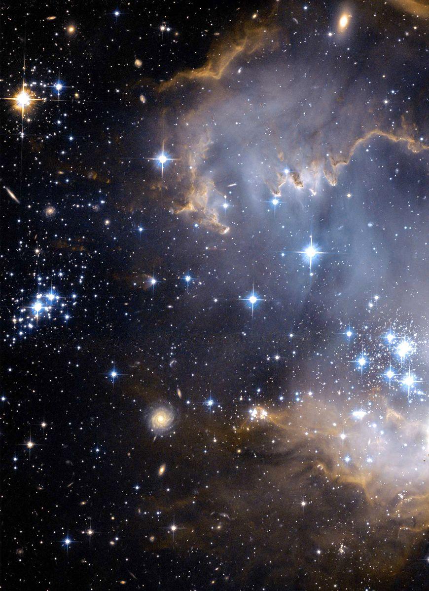 hubble-constellation