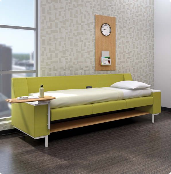 Carolina REVERIE Reverie Is A Sleepover Sofa For Healthcare Spaces That  Offers Supreme Form And Function