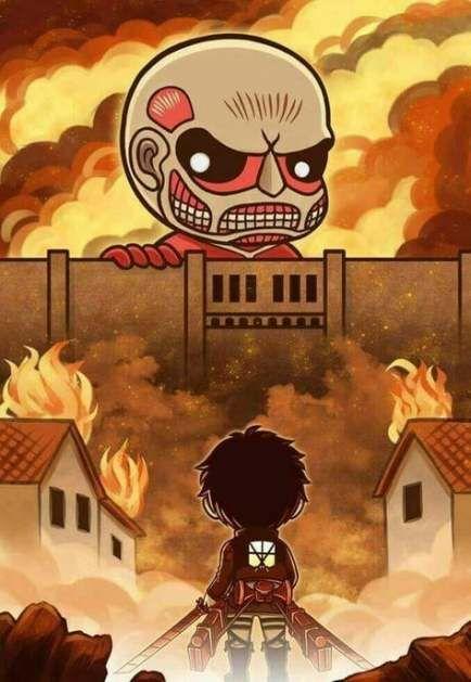 Screen Savers Anime Attack On Titan 70 Best Ideas