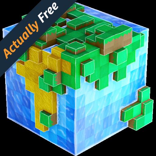 WorldCraft 3D Build & Craft Create your own world