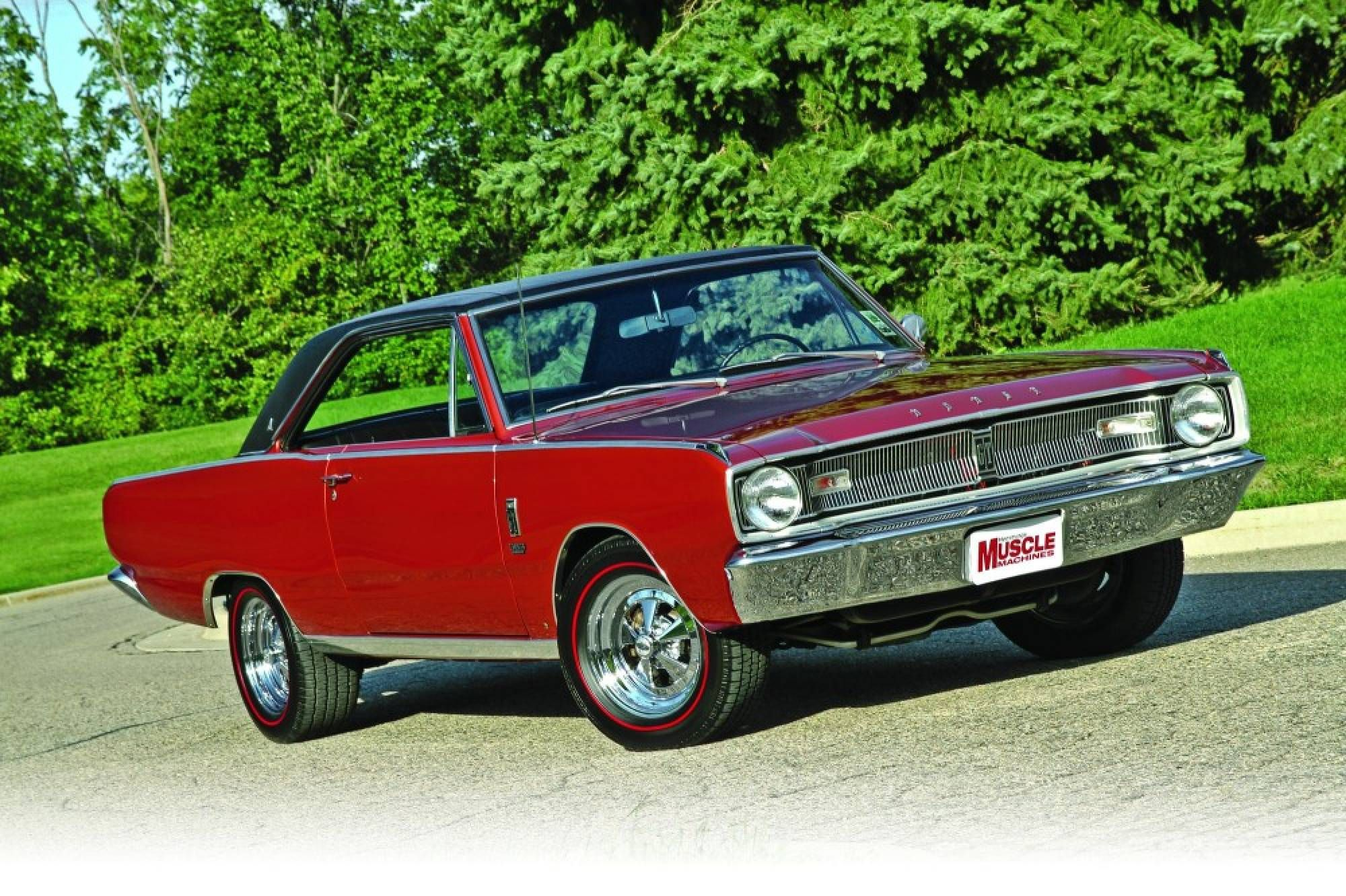 1969 Dodge Dart Gts 383 Original Drivetrain And 4 Speed The Only