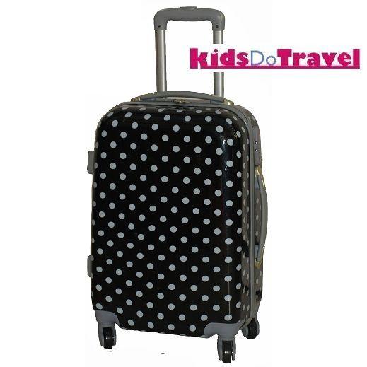 Pretty Floral Cabin Luggage from KidsDoTravel http://kidsdotravel ...