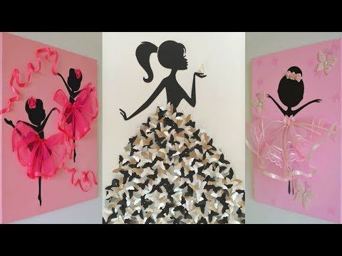 Diy Room Decor 25 Easy Crafts Ideas At Home 2017 Youtube