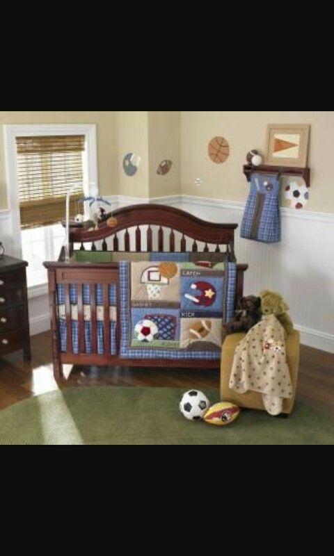 Nursery Bedding Setsboy Beddingsports Babynursery