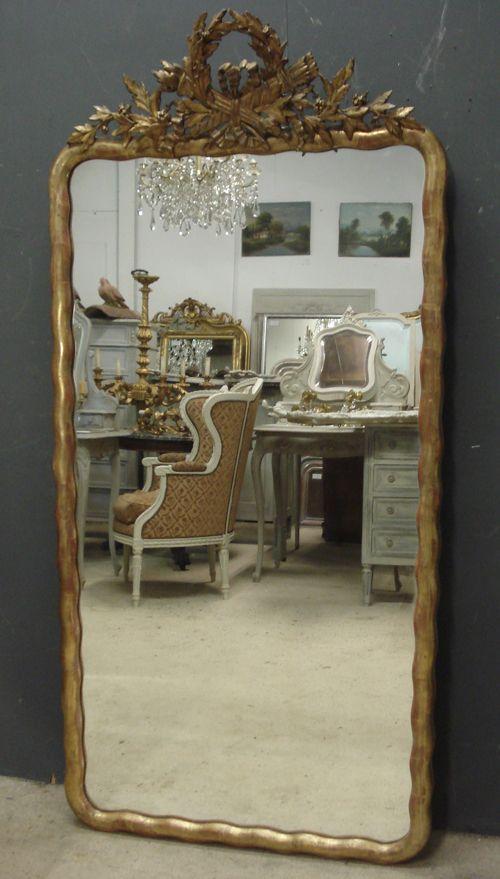 French antique mirror from www.jasperjacks.com