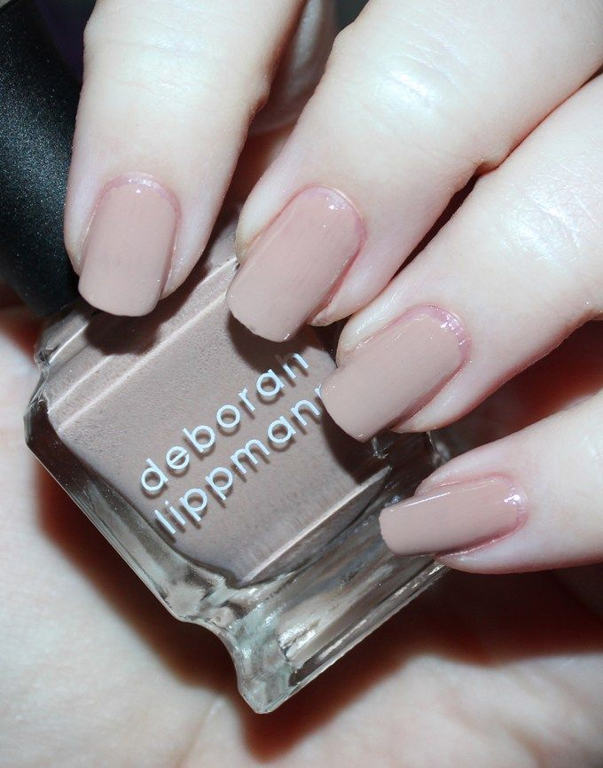 Deborah Lippmann Nail Polish In Fashion Fabulous Lacquer Shades Swatches Thoughts