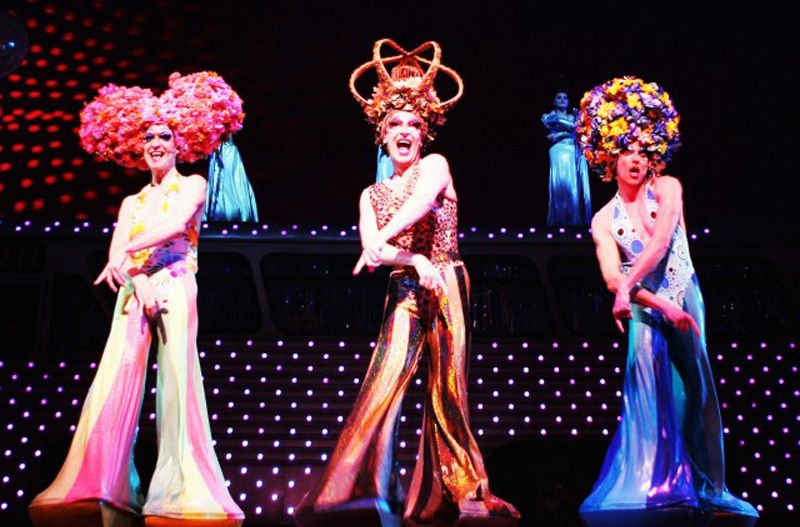 Priscilla Queen Of The Desert Musicals And Operas Costumes