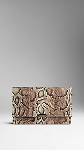 Animal Instincts-Burberry/Exotic Bags