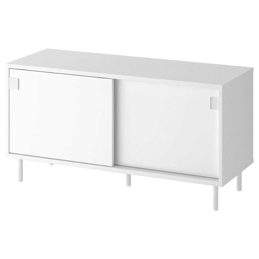 Mackapar Banc Av Rangements Blanc 100x51 Cm Rangement Banc De Rangement Et Ikea