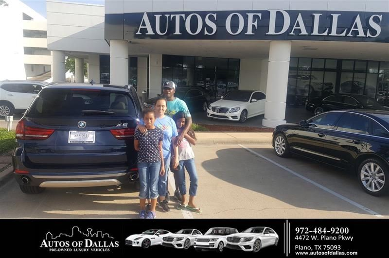 Autos of Dallas Customer Review Thanks Robert Song, for