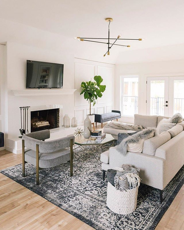 Check out the full west elm austin design crew project on blog westelm designcrew dontmissout renovation dayrenovation whitewalls houseflip also sonoma livingroomdesignideas decor in pinterest living rh