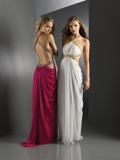 Grecian Drape Prom Dresses | Prom, Clothes and Gowns