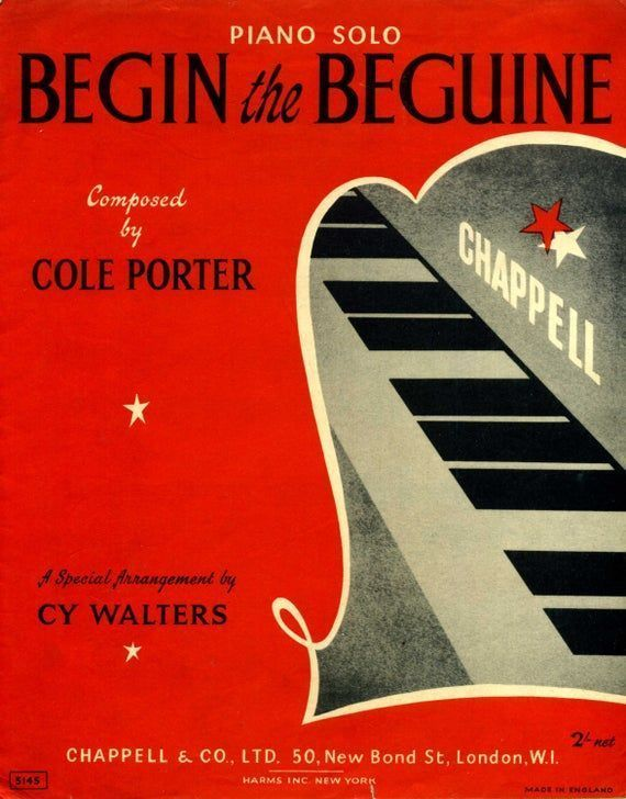 Begin The Beguine. Cole Porter.  Sheet Music Instant Download. Cover Artwork.. Vintage Sheet Music #vintagesheetmusic Begin The Beguine. Cole Porter.  Sheet Music Instant Download. Cover Artwork.. Vintage Sheet Music #vintagesheetmusic Begin The Beguine. Cole Porter.  Sheet Music Instant Download. Cover Artwork.. Vintage Sheet Music #vintagesheetmusic Begin The Beguine. Cole Porter.  Sheet Music Instant Download. Cover Artwork.. Vintage Sheet Music #vintagesheetmusic Begin The Beguine. Cole Port #vintagesheetmusic