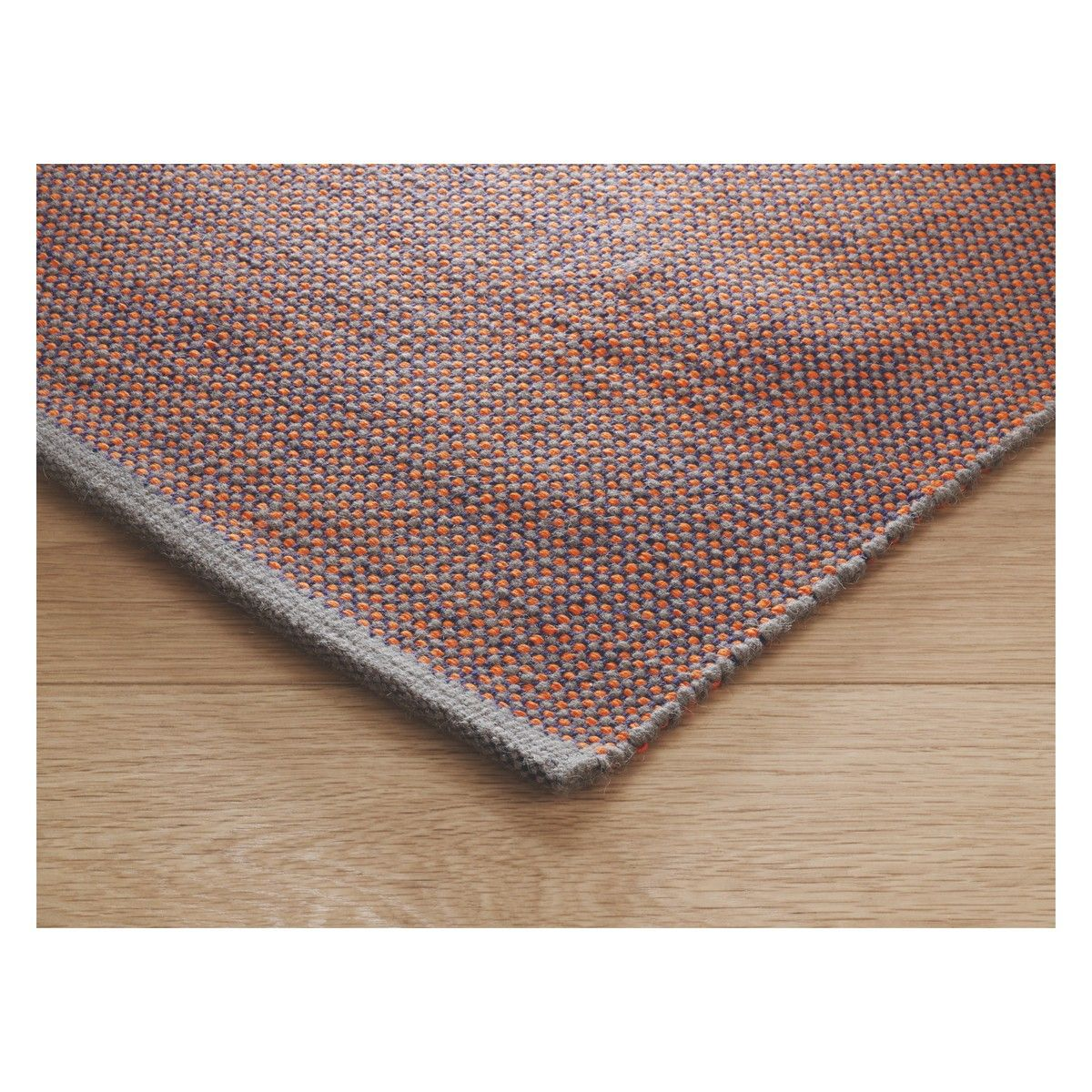 Latham Small Orange Cotton Rug 120 X 180cm Cotton Rug Rugs Latham