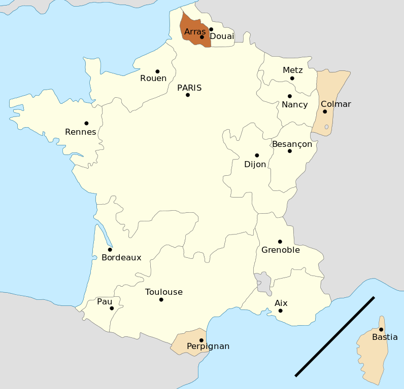 Map Of France During French Revolution.Pin On French Revolution Maps Charts Etc