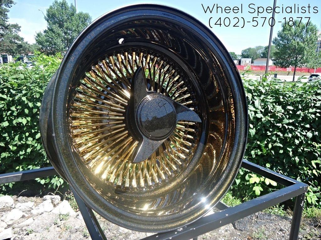 Spoke Dayton Wire Wheels BLACK - Google 検索 | Low riders ...