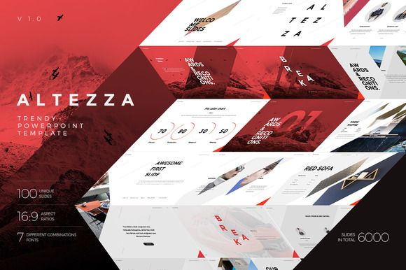Altezza powerpoint template by rise themes on creativemarket altezza powerpoint template by rise themes on creativemarket toneelgroepblik Gallery