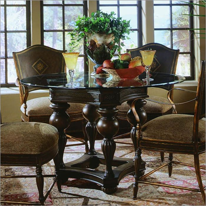 Navy And Gold Dining Room, I Love Love Love Love This Whole Set Dining Room Furniture Dining Room Table Di Casual Dining Room Furniture Dining Room Furniture Sets Fine Dining Room