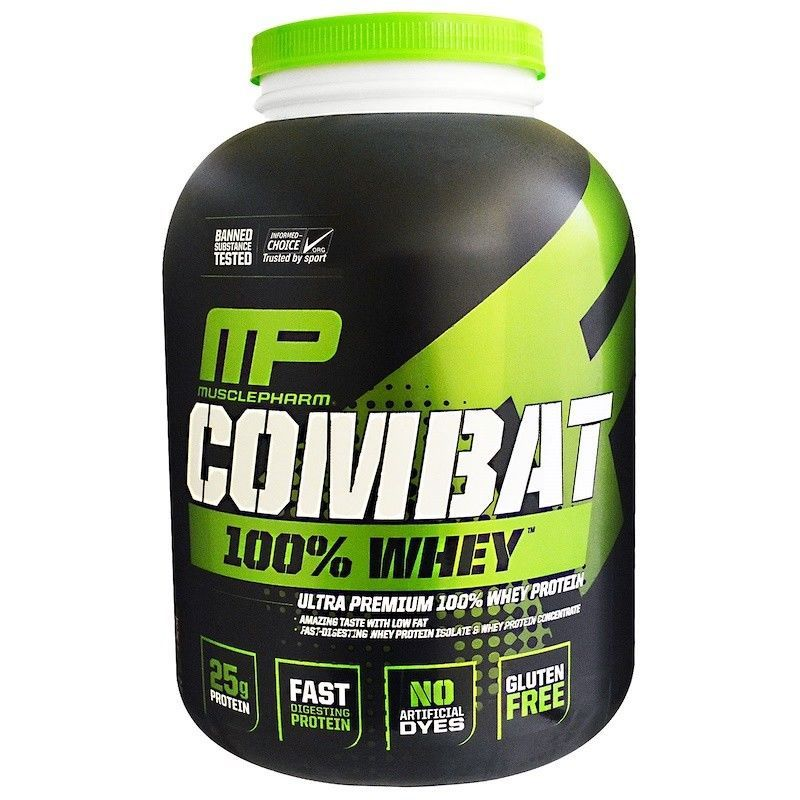 Muscle pharm combat whey protein pick flavor 22kg18kg