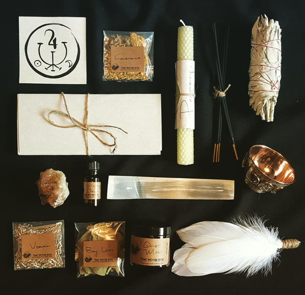 The Witches Moon® | wicca | Gift subscription boxes, Book
